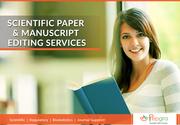 100% Flawless-Scientific Paper & Manuscript Editing Services